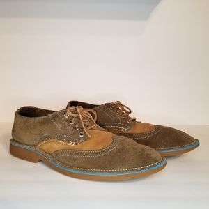 Sperry Top-Sider Leather Suede Oxfords